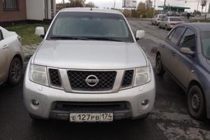 Подержанный автомобиль Nissan Navara, отличное состояние, 2011 года выпуска, цена 1 050 000 руб., Челябинск