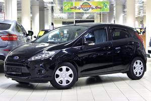 Авто Ford Fiesta, 2008 года выпуска, цена 399 999 руб., Москва