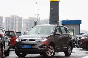 Авто Chery Tiggo, 2014 года выпуска, цена 638 000 руб., Санкт-Петербург
