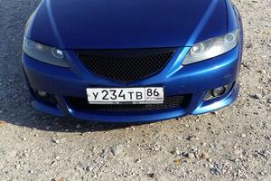 Подержанный автомобиль Mazda Atenza, среднее состояние, 2003 года выпуска, цена 370 000 руб., Нижневартовск