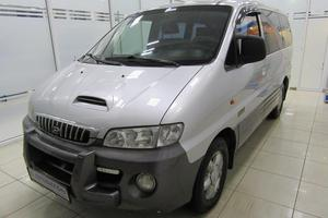 Авто Hyundai H-1, 2003 года выпуска, цена 399 900 руб., Москва