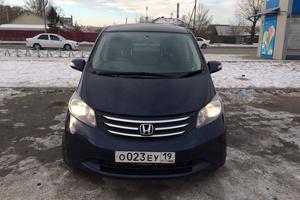 Автомобиль Honda Freed, хорошее состояние, 2008 года выпуска, цена 495 000 руб., Абакан