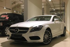 Авто Mercedes-Benz CLS-Класс, 2015 года выпуска, цена 2 999 000 руб., Москва