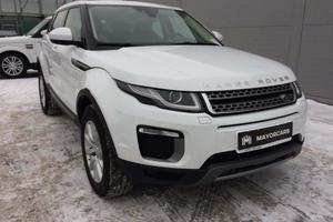 Авто Land Rover Range Rover Evoque, 2017 года выпуска, цена 2 720 000 руб., Москва