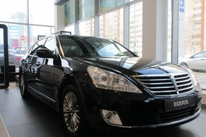 Авто Hyundai Equus, 2015 года выпуска, цена 1 800 000 руб., Киров