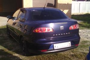Автомобиль SEAT Cordoba, хорошее состояние, 2008 года выпуска, цена 280 000 руб., Челябинск