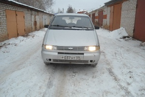 Автомобиль ВАЗ (Lada) 2120 Надежда, отличное состояние, 2004 года выпуска, цена 120 000 руб., Пермь