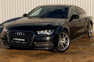 Подержанный автомобиль Audi A7, отличное состояние, 2015 года выпуска, цена 2 949 000 руб., Москва