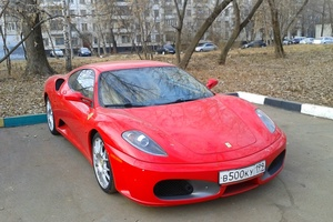 Автомобиль Ferrari 360, хорошее состояние, 2004 года выпуска, цена 696 969 руб., Самара