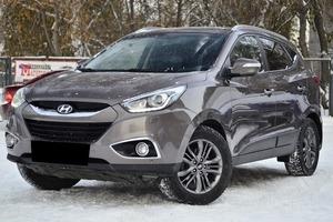 Авто Hyundai ix35, 2013 года выпуска, цена 1 140 000 руб., Новосибирск