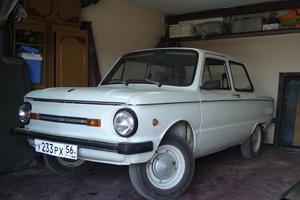 Автомобиль ЗАЗ 968, отличное состояние, 1991 года выпуска, цена 300 000 руб., Оренбург