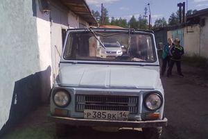 Автомобиль ЛуАЗ 969, хорошее состояние, 1984 года выпуска, цена 40 000 руб., Нерюнгри