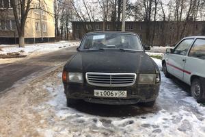 Подержанный автомобиль ГАЗ 31029 Волга, среднее состояние, 1995 года выпуска, цена 25 000 руб., Домодедово