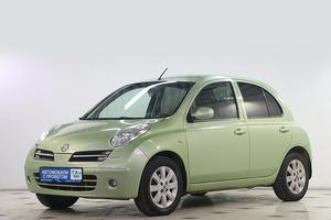 Авто Nissan March, 2005 года выпуска, цена 288 000 руб., Москва