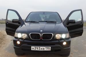 Автомобиль BMW X5, отличное состояние, 2003 года выпуска, цена 650 000 руб., Волоколамск