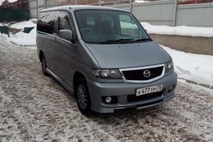 Автомобиль Mazda Bongo Friendee, хорошее состояние, 2002 года выпуска, цена 333 000 руб., Иркутск