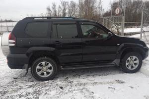 Подержанный автомобиль Toyota Land Cruiser Prado, отличное состояние, 2006 года выпуска, цена 1 200 000 руб., Ханты-Мансийск