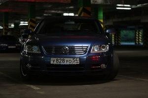 Автомобиль Volkswagen Phaeton, отличное состояние, 2008 года выпуска, цена 1 700 000 руб., Барнаул