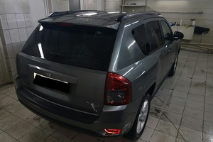 Автомобиль Jeep Compass, хорошее состояние, 2011 года выпуска, цена 750 000 руб., Москва