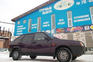 Авто ВАЗ (Lada) 2109, 1999 года выпуска, цена 89 000 руб., Ярославль