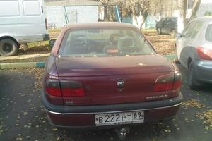 Автомобиль Opel Omega, среднее состояние, 1997 года выпуска, цена 80 000 руб., Тверь