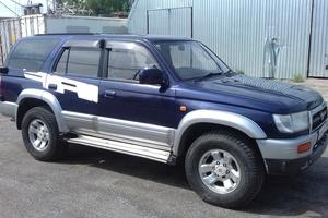 Автомобиль Toyota Hilux Surf, среднее состояние, 1996 года выпуска, цена 440 000 руб., Новосибирск