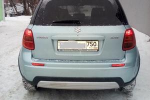 Подержанный автомобиль Suzuki SX4, хорошее состояние, 2008 года выпуска, цена 353 000 руб., Коломна
