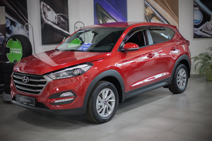 Авто Hyundai Tucson, 2016 года выпуска, цена 1 505 900 руб., Москва
