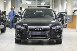 Подержанный автомобиль Audi A4, отличное состояние, 2009 года выпуска, цена 677 777 руб., Москва