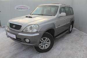 Авто Hyundai Terracan, 2003 года выпуска, цена 479 888 руб., Санкт-Петербург