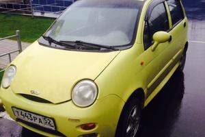 Автомобиль Chery QQ, отличное состояние, 2006 года выпуска, цена 125 000 руб., Нижний Новгород