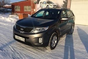 Подержанный автомобиль Kia Sorento, отличное состояние, 2013 года выпуска, цена 1 390 000 руб., Челябинск