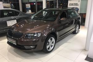 Авто Skoda Octavia, 2016 года выпуска, цена 1 804 800 руб., Санкт-Петербург