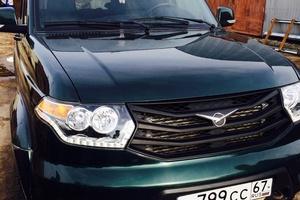 Автомобиль УАЗ Patriot, отличное состояние, 2015 года выпуска, цена 730 000 руб., Смоленск