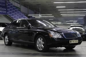 Авто Maybach 57, 2004 года выпуска, цена 2 299 900 руб., Москва