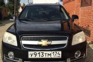 Автомобиль Daewoo Winstorm, хорошее состояние, 2007 года выпуска, цена 500 000 руб., Челябинск