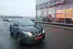 Авто Nissan Qashqai, 2014 года выпуска, цена 1 050 000 руб., Санкт-Петербург
