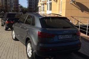 Подержанный автомобиль Audi Q3, отличное состояние, 2013 года выпуска, цена 1 300 000 руб., Сочи