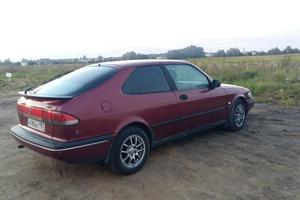 Автомобиль Saab 900, хорошее состояние, 1995 года выпуска, цена 95 000 руб., Москва
