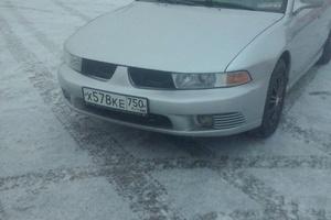 Подержанный автомобиль Mitsubishi Galant, хорошее состояние, 2002 года выпуска, цена 195 000 руб., Балашиха