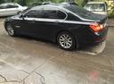Подержанный BMW 7 серия, черный металлик, цена 3 400 000 руб. в Челябинской области, отличное состояние