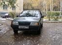 Подержанный ВАЗ (Lada) 2109, зеленый , цена 40 000 руб. в Челябинской области, среднее состояние