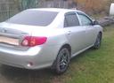 Подержанный Toyota Corolla, серебряный металлик, цена 460 000 руб. в ао. Ханты-Мансийском Автономном округе - Югре, хорошее состояние