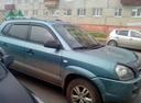 Подержанный Hyundai Tucson, бирюзовый , цена 560 000 руб. в ао. Ханты-Мансийском Автономном округе - Югре, хорошее состояние