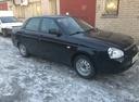 Подержанный ВАЗ (Lada) Priora, черный , цена 181 000 руб. в республике Татарстане, хорошее состояние