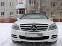 Авто Mercedes-Benz C-Класс, , 2010 года выпуска, цена 820 000 руб., Сургут