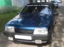 Подержанный ВАЗ (Lada) 2109, синий , цена 70 000 руб. в республике Татарстане, хорошее состояние