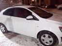 Подержанный Chevrolet Aveo, белый , цена 500 000 руб. в ао. Ханты-Мансийском Автономном округе - Югре, отличное состояние