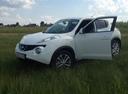 Подержанный Nissan Juke, белый , цена 660 000 руб. в ао. Ханты-Мансийском Автономном округе - Югре, хорошее состояние