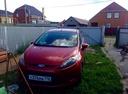Подержанный Ford Fiesta, красный , цена 315 000 руб. в республике Татарстане, хорошее состояние